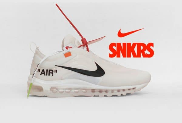 Nike Off White la date de sortie et le prix